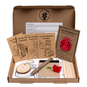 Save The Minibeast Activity Pack For Kids