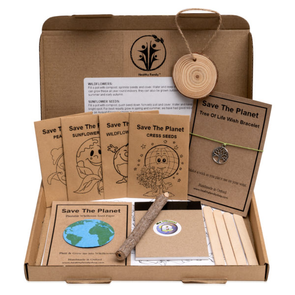 Save The Planet Activity Pack For Kids