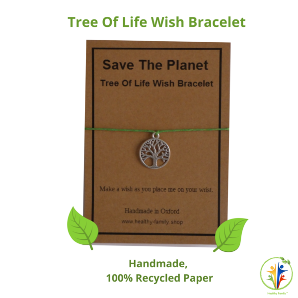 Tree of life wish Braclet