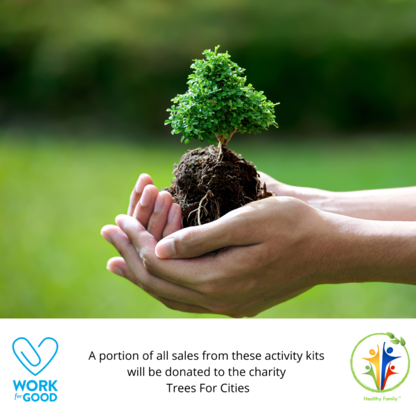 Through our cooperation with Work for Good we donate to charity Friends of the Earth, who helps save the bees (14)