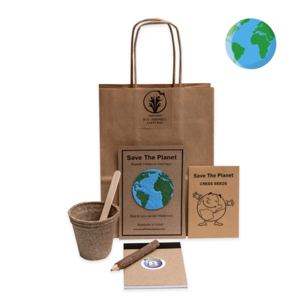 Save The Planet Alternative Party Bag