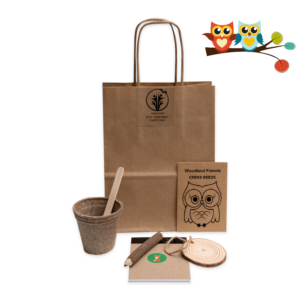 Woodland Friends Alternative Party Bag
