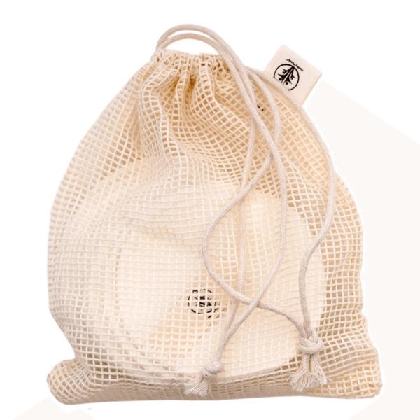 Cotton Laundry & Storage Bag
