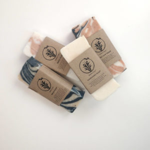 Vegan body and face soap