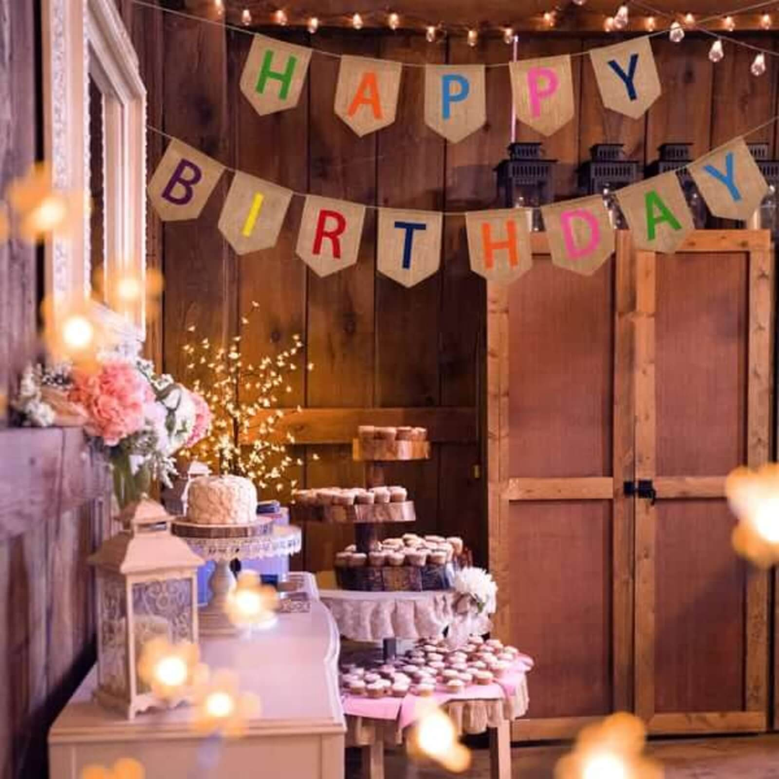 Party decorations category