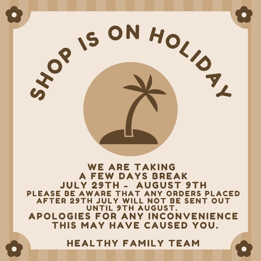 Shop is on holiday